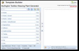 report builder templates frequently asked questions about using salesforce reports in conga