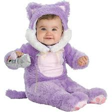 amazon com kitty cat baby costume clothing