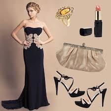 what dress should you wear to a gala