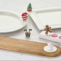 nora fleming servingware platters minis carol and company