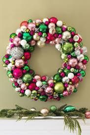 homemade christmas wreath ideas unac co