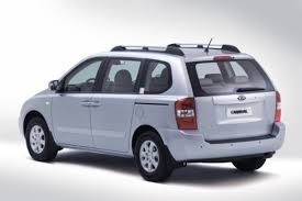 kia sedona 2 9 crdi people carrier pocket lint