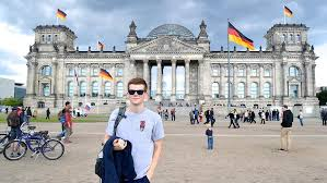 senior awarded fulbright grant to teach in germany