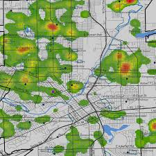 Kansas City Crime Map Crime Mapping Definition Delaware River Map Gta Maps