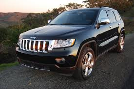 jeep cherokee black 2013 grand cherokee overland 4 4 review car reviews and news at
