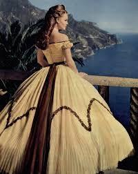 robe de mari e sissi sissi impératrice 1956 chimères sissi