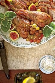 herb turkey recipes thanksgiving thanksgiving main dish recipes southern living