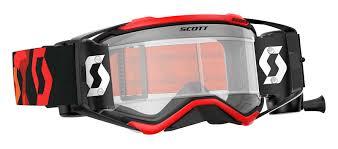 scott motocross gear first look scott prospect goggle motocross feature stories