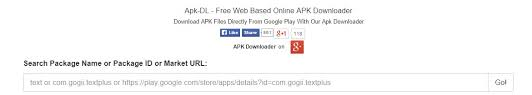play apk downloader 3 websites to directly apk from play store on pc