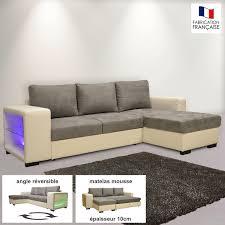 Canap D Angle R Versible Et Convertible Avec Canape Reversible Convertible Maison Design Hosnya Com