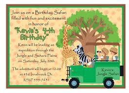 jungle 1st birthday invitations free printable invitation design