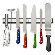 amazon com t u0026hproducts magnetic knife holder storage strip