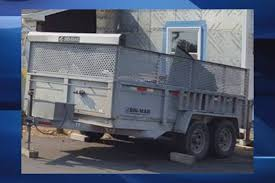Seeking Trailer Rcmp Seeking S Help In Locating Trailer Stolen From Bible