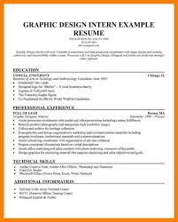 Example Resume For Internship by 5 Objective For Internship Resume Packaging Clerks