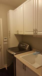 Laundry Room Storage Units by Custom Laundry Room Storage Units Smart Closet Designs