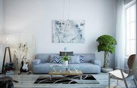 Wall Decor Ideas For Small Living Room Inspiration 30 Blue Living Room Design Ideas Decorating Design Of