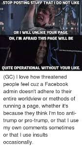 How To Use Memes On Facebook - 25 best memes about facebook admin facebook admin memes