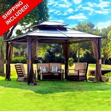 Patio Gazebo Replacement Covers by Outdoor Gazebo Replacement Canopy Target Gazebo Replacement