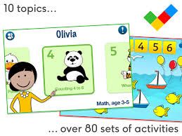 math for children age 3 5 android apps on google play