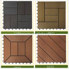 Patio Deck Tiles Rubber by Floor Four Interlocking Deck Tiles Design Ideas With Various Cool