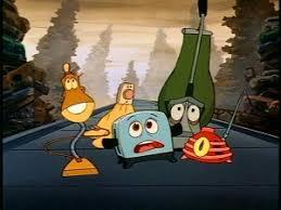 Nostalgia Critic Brave Little Toaster Brave Little Toaster Remake Live Action Noooo Red Flag
