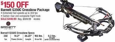 amazon black friday crossbows black friday deal barnett g350c crossbow package