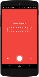 record audio android wear audio recorder android apps on play