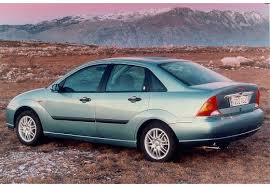 ford focus ghia 1999 ford focus 1 6 1999 auto images and specification