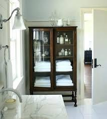 bathroom linen storage ideas bathroom tower cabinet ideas bathroom linen closet storage ideas