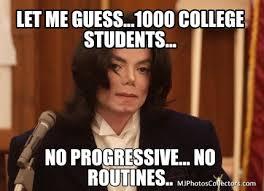 College Kid Meme - meme creator mj is mad meme generator at memecreator org