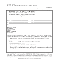 International Power Of Attorney Form by 711 Abandonment Of Patent Application