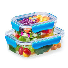 kitchen large food containers with lids glass storage containers