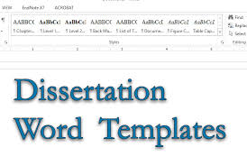 home dissertation format and submission requirements research