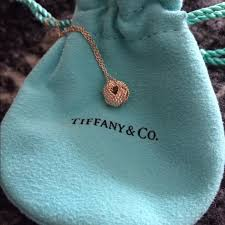 knot pendant necklace images 87 off tiffany co jewelry sale tiffany twist knot jpg