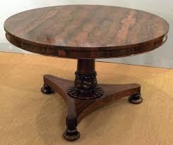 antique round dining table antique rosewood breakfast table antique round table large round