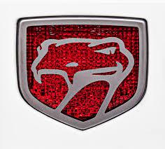 dodge viper logo 1998 dodge viper gts r emblem photograph by reger