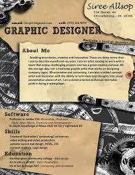 Online Video Resume by Best 25 Artist Resume Ideas On Pinterest Graphic Designer