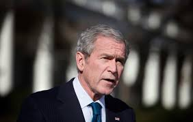 George W Bush Birth George W Bush He Gave Rise To The Tea Party