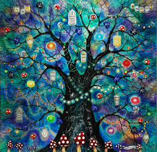 Fairy Lights In Trees by Fairy Lights Kerry Darlington Trees And More Trees Pinterest