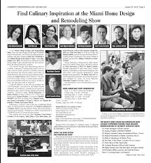press coverage home design and remodeling show