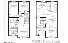 house plans new modern house plans unique small plan new ranch style one story