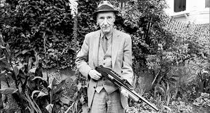 happy thanksgiving from william s burroughs joe nolan s insomnia