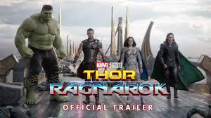 Thor Ragnarok Thor Ragnarok Official Trailer