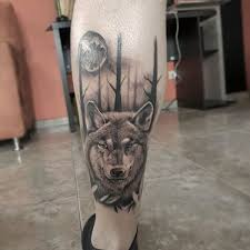wolf tattoo designs for women pictures to pin on pinterest