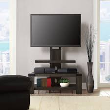Tv Stands With Mount Walmart Whalen 3 Shelf Tv Stand With Mount For Tv U0027s Up To 46