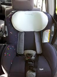 siege auto tete qui tombe j ai testé le siège auto opal de bébé confort cadeau dedans