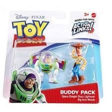 story buddy pack space ranger buzz lightyear big arm woody