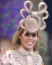 Princess Beatrice Hat Meme - alex von tunzelmann on twitter with more royal weddings coming up