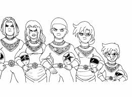 20 power rangers coloring pages ideas power