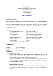 Example Resume Summary Statement by 62 Great Resume Summary Samples Of Covering Letter Choice